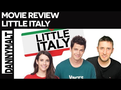 Little Italy (2018) - Movie Review