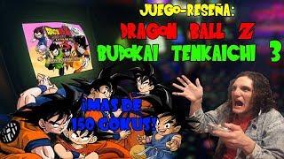 Juego-reseña: Dragon Ball Z Budokai Tenkaichi 3