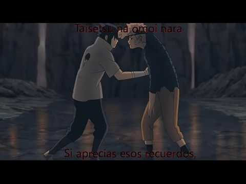 """""""Sasuke Vs Naruto"""" Ending 23 Naruto Español"""