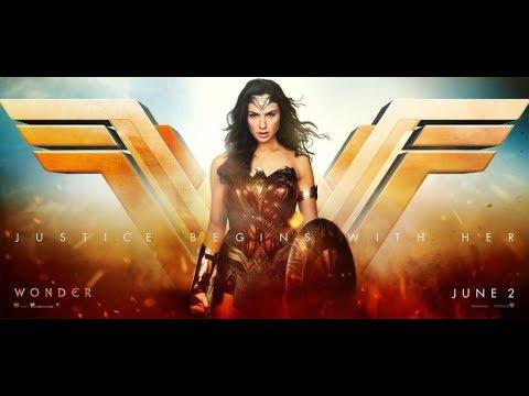 Mulher Maravilha Wonder Woman. 2017 Vídeo Analise Completa