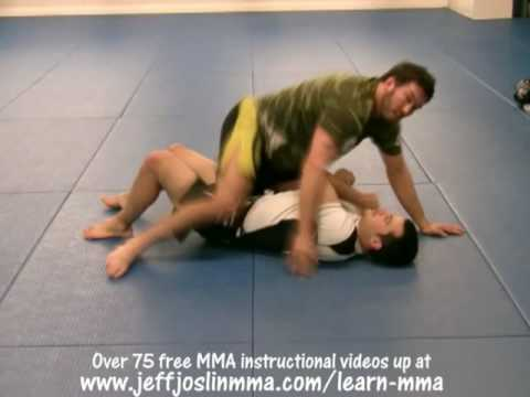 BJ Penn Guard Pass #4 of 5 (Half Guard)- Jeff Joslin Breaks down the BJJ technique Image 1