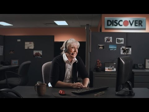 Discover it card commercial - Free Overnight Shipping PARODY