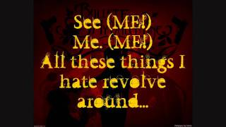 Watch Bullet For My Valentine All These Things I Hate (Revolve Around Me) video