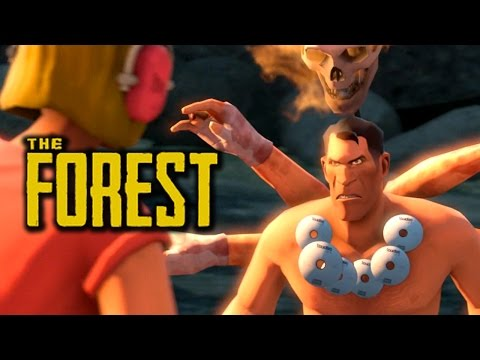 SURVIVING IN THE FOREST - Pewds Animated (By Coyotemation)
