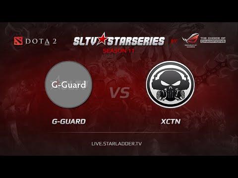 G Guard  vs Execration Starladder XI  SEA Day 8