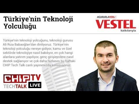 Türkiye'nin Teknoloji Yolculuğu mercek altında! - CHIP Tech Talk