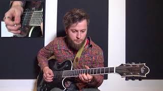Armen Movsesyan - Spain (Jazz Guitar Lesson Excerpt)