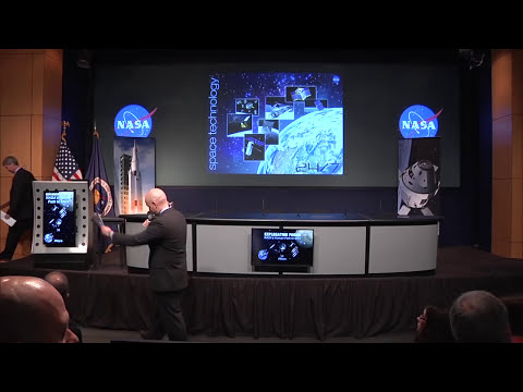 Exploration forum showcases NASA's Human Path to Mars