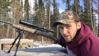 Savage Axis  .22-250 Review