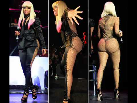Nicki Minaj Sexy Pics (Hot Nicki Minaj Pictures) 2010