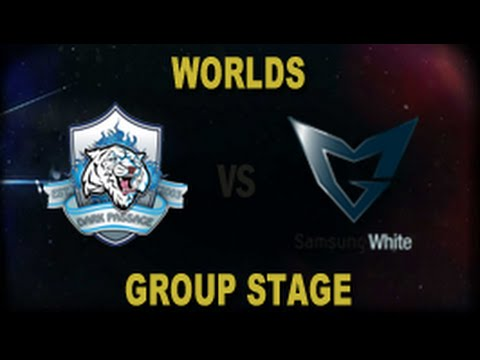 SSW vs DP - 2014 World Championship Groups A and B D3G1