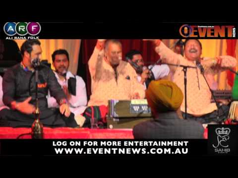 Charkha Live  Wadali Brothers Sydney Show