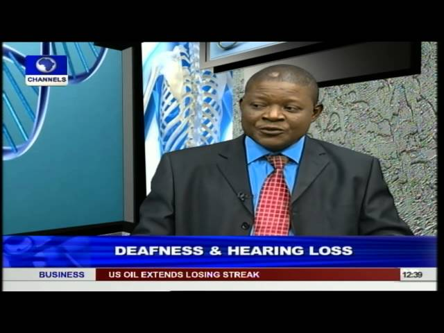 Health Matters: Deafness & hearing loss pt.3