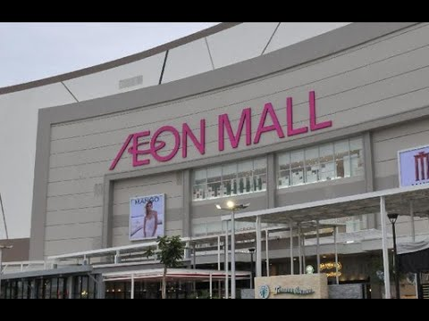 A day at Aeon Mall in Phnom Penh city | Lifestyle shopping mall in Cambodia