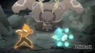 Wakfu Amv Ogrest fight No Plan B