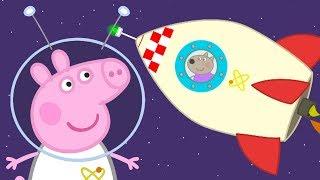 Peppa Pig Nederlands Compilatie Nieuwe Afleveringen | De Tijdcapsule | Tekenfilm | Peppa de Big