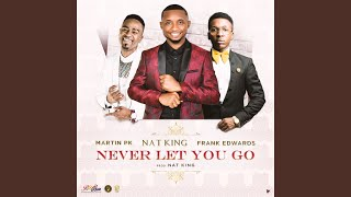 Never Let You Go (feat. Martin PK & Frank Edwards)