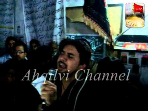 Live Farhan Ali Waris 2012 -(hussain Hussain (as) Kare) At Darbar Bibi Pak Daman 2012 Part-5 video