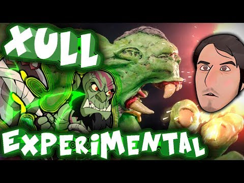 EXPERIMENTAL XULL | XULLMAAAAANO SIN MANOS | Brawlhalla Español