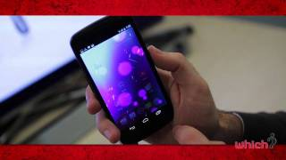 Samsung Galaxy Nexus - Which? first look review
