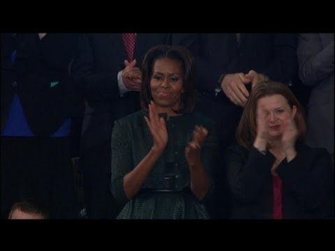 State of the Union 2014: President Obama Says Women Deserve Equal Pay