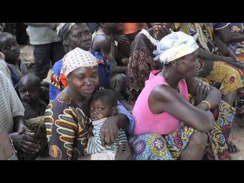 Central African Republic: UN Humanitarian Chief Valerie Amos in Bossangoa