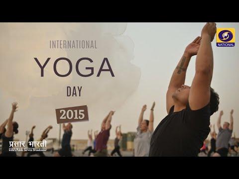 International Yoga Day - LIVE