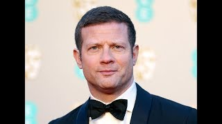 GOING, GOING, GONG Dermot O'Leary reveals he's quitting as National Television Awards host after 10