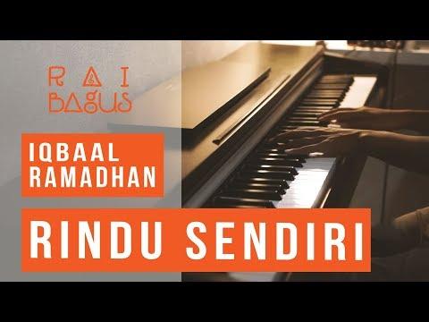 Iqbaal Ramadhan   Rindu Sendiri Piano Cover  Ost  Dilan 1990