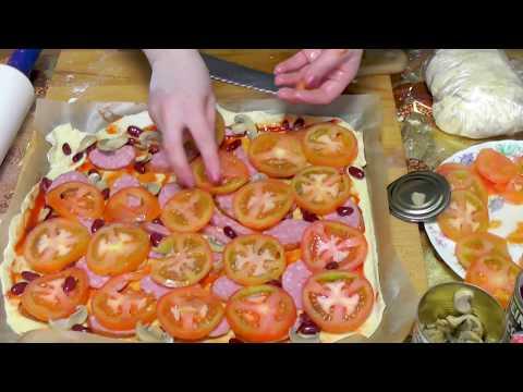 Булат БУДНИ - влог и пицца на ужин