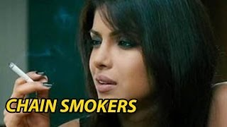 Top 5 Actresses Who Smoke In Real Life