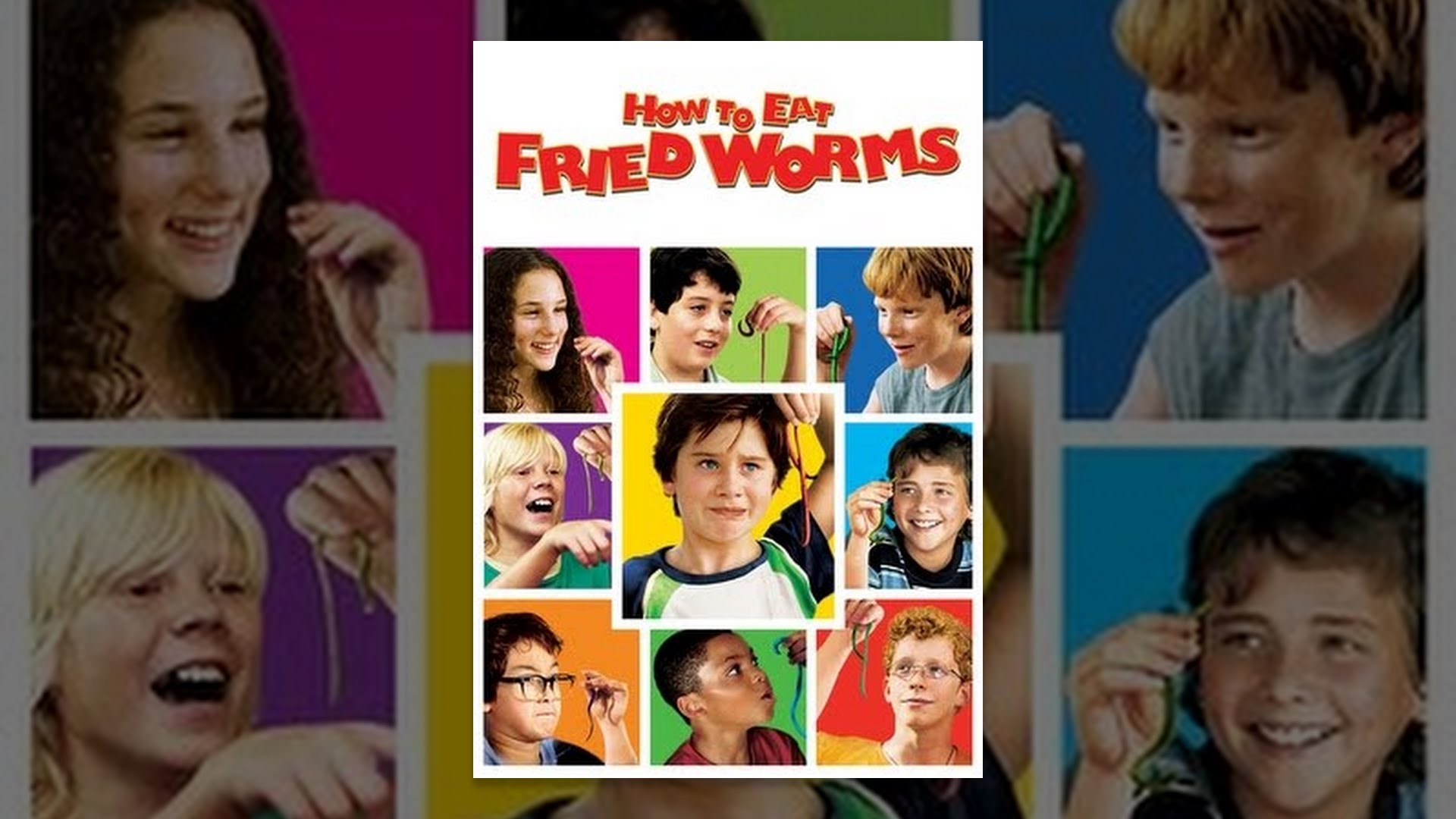 how to cook fried worms cast