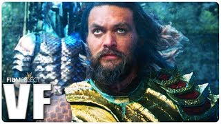 AQUAMAN Bande Annonce VF (2018)