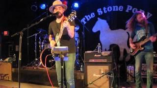 Jackie Greene Doing Bruce Springsteen-Dancing In The Dark-Stone Pony 10/29/2016.