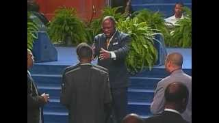 Dr. Myles Munroe's Prophecy over Pastor Frederick T. Anderson