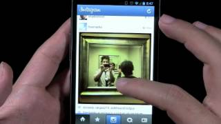 Instagram on Android Demo & Review