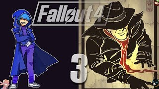 The Biggest Dork in the Wasteland. Fallout 4 Stream 3