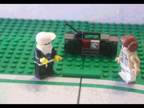 LEGO version of Pygmalion/ My Fair Lady