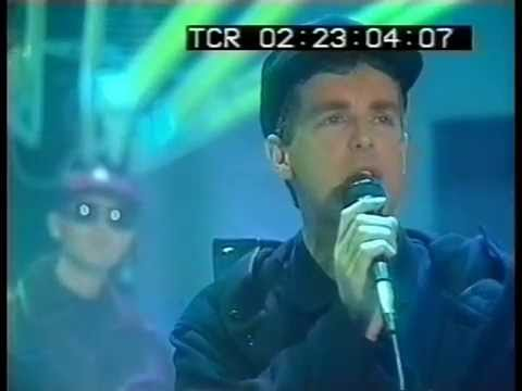 Pet Shop Boys - Rent [HD 50FPS]