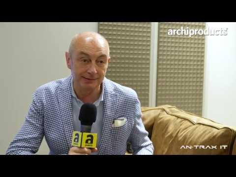 Salone Internazionale del Bagno 2018   ANTRAX - Piero lissoni, Marc Sadler e Francesco Lucchese