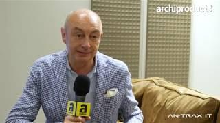 Salone Internazionale del Bagno 2018 | ANTRAX - Piero lissoni, Marc Sadler e Francesco Lucchese