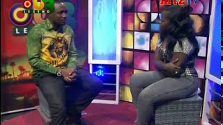 King Lagazee-Dub Legend(Your Number 1 reggae dancehall show) live interview with Kaaki