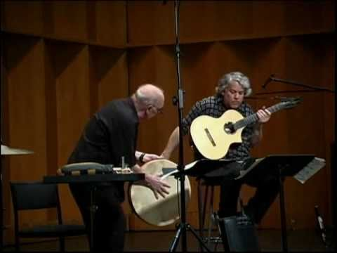 David Starobin and George Crumb - 'Fritzi' from 'Mundus Canis'