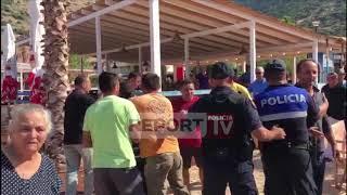 Report TV - IKMT nis shembjen e bizneseve pa leje në Jalë, revoltohen pronarët
