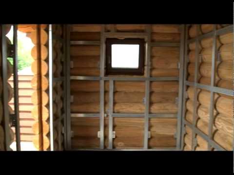 """Отделка деревянного дома. Программа """"Что почем"""""""