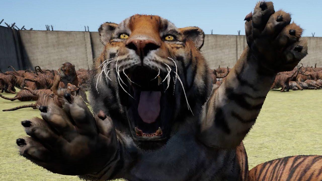 Bengal Tiger Far Cry 4 Far Cry 4 Ajay Ghale vs 1000
