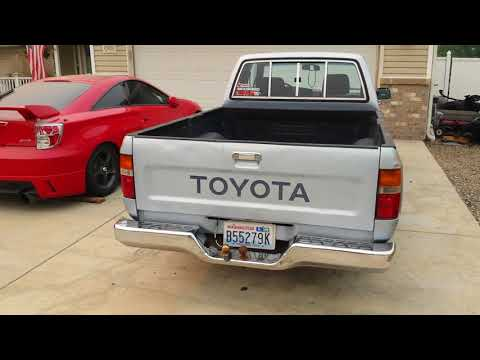 Toyota Pickup Street Scene Valence (Mini Truck Update 4)