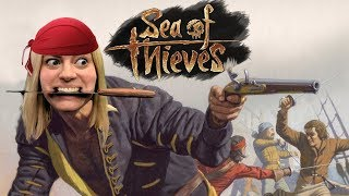 DEAD SEA MAN'S CHEST - Sea of Thieves Gameplay Part 2