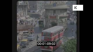 1980s Mumbai, Busy India Streets in HD from 35mm | Kinolibrary