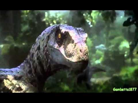 Я играю опасно (Playing with Fire - Jurassic Park)
